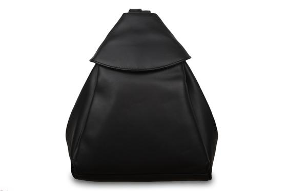 Кожаный рюкзак Visconti 01721 Abbie Black. Официальный диле Visconti в России.