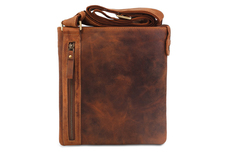 Сумка мужская кожаная Visconti Taylor 16111 Oil Tan. www.ViscontiBags.ru