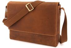 Кожаная сумка мужская Visconti Texas 18516 Oil Tan