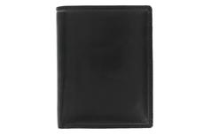 Visconti MZ3 Black (цвет чёрный), кожаный бумажник. Официальный сайт  Visconti в России.