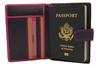 Кожаная обложка для паспорта Visconti RB75 Berry