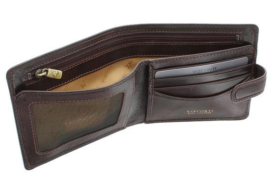 Бумажник Visconti TSC41 Brown