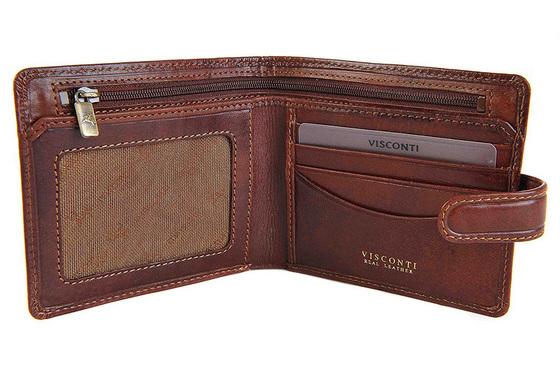 Бумажник Visconti TSC41 Tan.