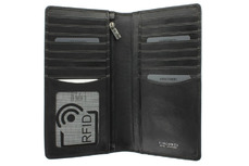 Бумажник Visconti TSC45 Black.
