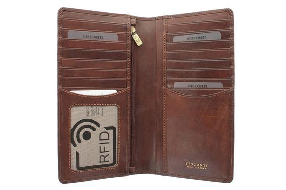 Бумажник Visconti TSC45 Tan.
