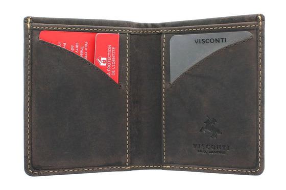 Бумажник Visconti VSL21 Oil Brown.
