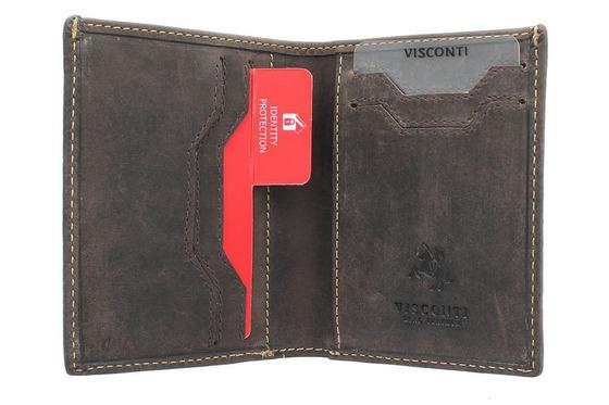 Бумажник Visconti VSL26 Oil Brown.