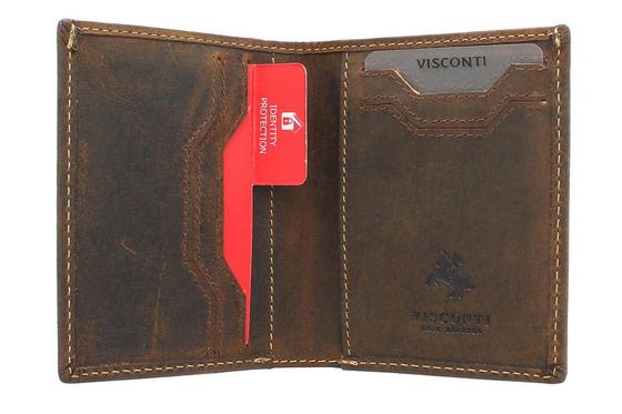 Бумажник Visconti VSL26 Oil Tan.