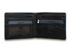 Бумажник Visconti ALP85 Black. Отделения для карт