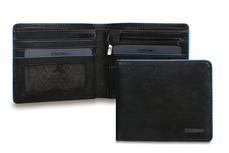 Бумажник Visconti ALP85 Black.