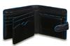 Бумажник Visconti ALP86 Black. Отделения для карт