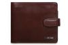Бумажник Visconti ALP86 Brown из натуральной кожи.