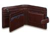 Бумажник Visconti ALP86 Brown. Отделения для карт