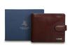 Бумажник Visconti ALP86 Brown. Упаковка
