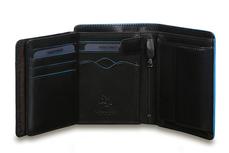 Бумажник Visconti ALP87 Black.