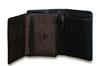 Бумажник Visconti ALP87 Black. Отделения для карт