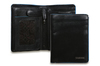 Бумажник Visconti ALP87 Black. Отделение для купюр.