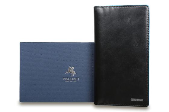 Бумажник Visconti ALP88 Black. Упаковка