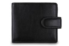 Бумажник кожаный Visconti Strand HT13 Black. www.ViscontiBags.ru