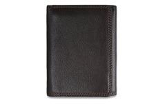 Visconti HT18 Compton Choco, кожаный бумажник.