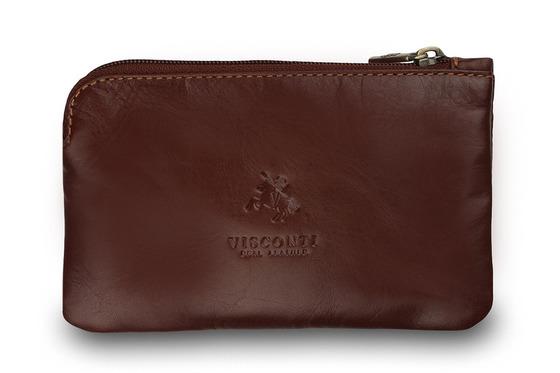 Ключница Visconti MZ-19 Italian Brown.