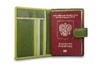 Обложка для паспорта из кожи Visconti RB75