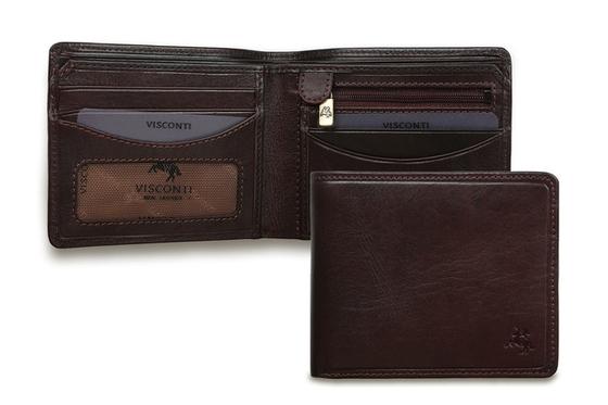 Бумажник Visconti TSC46 Brown.