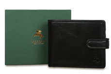 Бумажник Visconti TSC47 Black. Упаковка