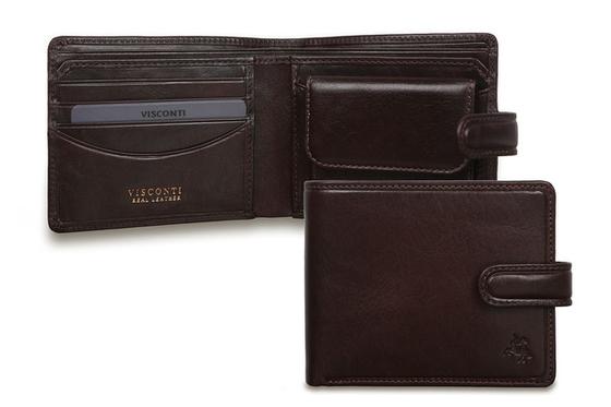 Бумажник Visconti TSC47 Brown.