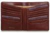 Бумажник Visconti TSC49 Tan. Отделения для карт