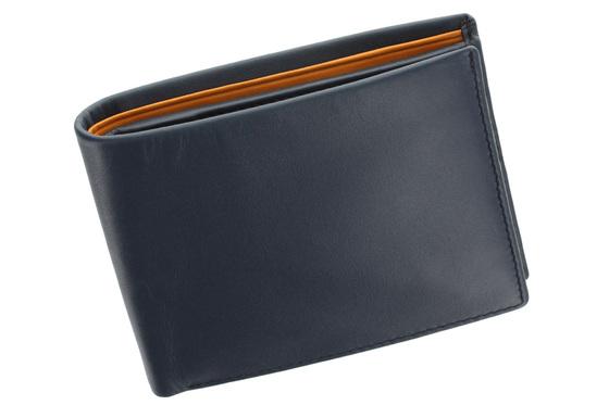 Бумажник Visconti PM101 Pablo Blue/Must. Официальный сайт Visconti в России.