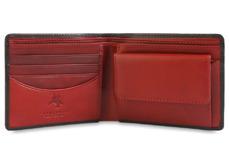 Бумажник Visconti TR-30 Black Red.