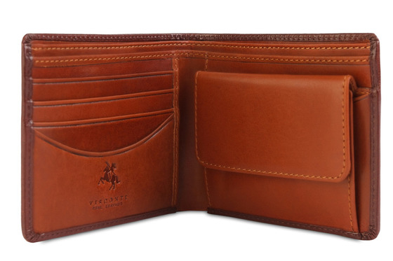Бумажник Visconti TR-30 Brown Tan.